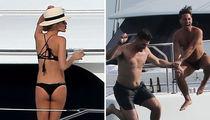 Kristin Cavallari's Teeny Bikini Booze Cruise ... With Jay Cutler