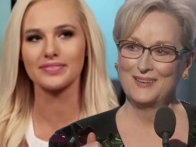 Tomi Lahren Slams Meryl Streep, Hollywood and the Media Over Portrayal of Donald Trump (Video)