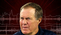 Bill Belichick: 'I'm Not On SnapFace ... Not Worried About A-Holes Comment (Audio)