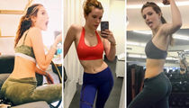 22 Pics of Bella Thorne In Spandex ... Happy Hump Day!