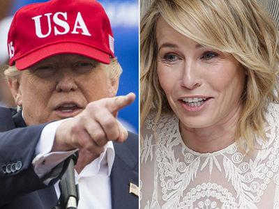 Why Chelsea Handler Thinks the KARDASHIANS Are to Blame for Donald Trump's Presidency