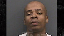 Rapper Plies Arrested for DUI (MUG SHOT)
