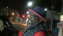 Cedric the Entertainer Says Steelers Win ... Unless Pats Cheat (VIDEO)