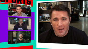 Chael Sonnen to Ronda Rousey ... Let Mayweather Train You!