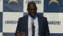 Chargers Coach Anthony Lynn ... Cusses, Screwup During 1st Presser