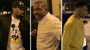 DEANDRE JORDAN HITS DINNER JACKPOT ... After Clippers Victory