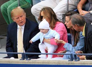Trump Family Photos
