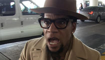 D.L. Hughley Accuses MLK III of Choosing Trump Over Rep. John Lewis