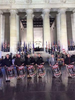'Make America Great Again' Celebration -- Rehearsal Photos