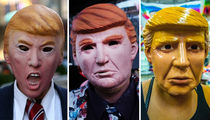 Donald Trump -- Maskin' America Great Again!