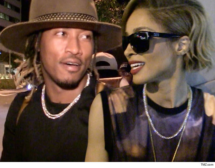 Future & Ciara Settle Custody Battle Over 2-Year-Old Son