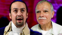 NYPD Honcho Insulted by 'Hamilton' Star Lin-Manuel Miranda Celebrating Obama's Controversial Prisoner Release