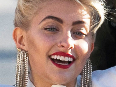 Paris Jackson Looks JUST LIKE Madonna In Glam Photo Shoot -- See NSFW Makeover!