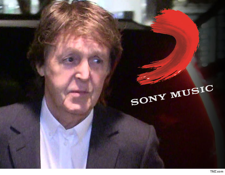 The Beatles Polska: Paul McCartney pozywa SONY