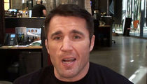 Chael Sonnen -- 'I'll Knock Tito Ortiz's Big Head Into Retirement' (VIDEO)