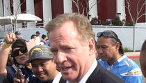 Roger Goodell Says NFL Looking Into Antonio Brown Video (VIDEO)