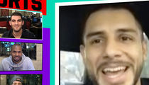Yair Rodriguez Wants To Be UFC Champion!