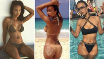 35 Sexy Pics of Draya Michele In Her Birthday (Swim) Suit