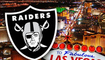 Oakland Raiders 'Officially File Paperwork' to Move to Vegas ... Says County Commish