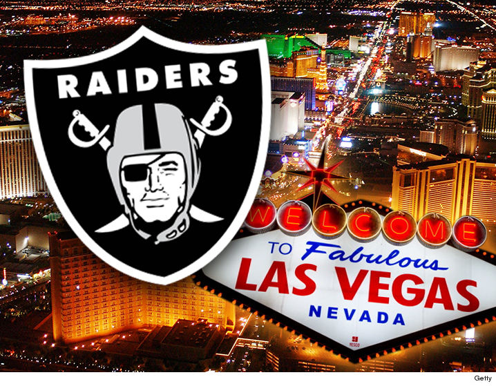 Raiders file paperwork for relocation to Las Vegas