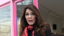 Lisa Vanderpump Putting Her 'Dog's Purpose' Commercial Money to Good Use (VIDEO)