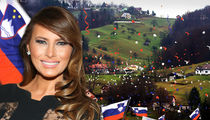 Melania Trump's Hometown in Slovenia Going All Out to Celebrate Next First Lady