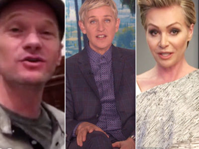 Ellen Enlisted All Her Famous LGBT Friends for Final, Emotional Obama Thank You