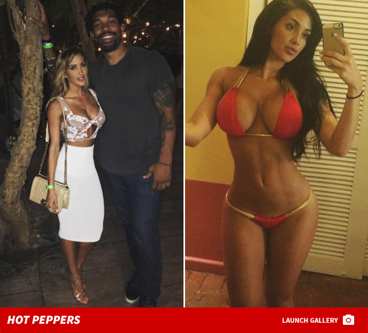 0120-Julius-Peppers-Girlfriend-Claudia-Sampedro-launch