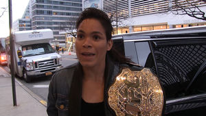 AMANDA NUNES: I'M ROOTING FOR HOLLY HOLM... So I Can Beat Her Ass