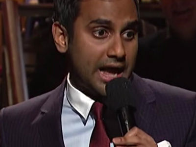 Aziz Ansari Delivers Blistering Anti-Racism, Trump-Centric Monologue on 'SNL'