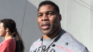 HERSCHEL WALKER -- Forget a Chance ...GIVE TRUMP A DAY!