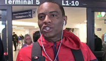 Soulja Boy -- Charged with Felony Gun Possession