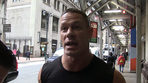 John Cena Compares Himself to Tom Brady ... 'We Run Parallel Lives'