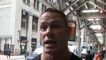 John Cena Compares Himself to Tom Brady ... 'We Run Parallel Lives' (Video)