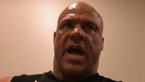 Kurt Angle Says There's No Way He's Wrestling At Royal Rumble (VIDEO)