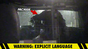 Pacman Jones Arrest Video ... Told Cop 'Suck My D***, I Hope You Die'