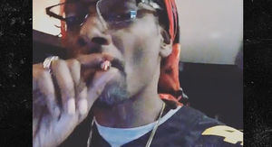 Snoop Dogg Using Weed to Cope with Steelers Loss…