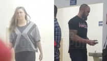 Ronda Rousey Surfaces at Vegas Gun Store ... Applies for Concealed Carry Permit (PHOTOS)