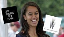 Malia Obama Not Mixing Weinstein Biz with Sundance Pleasure