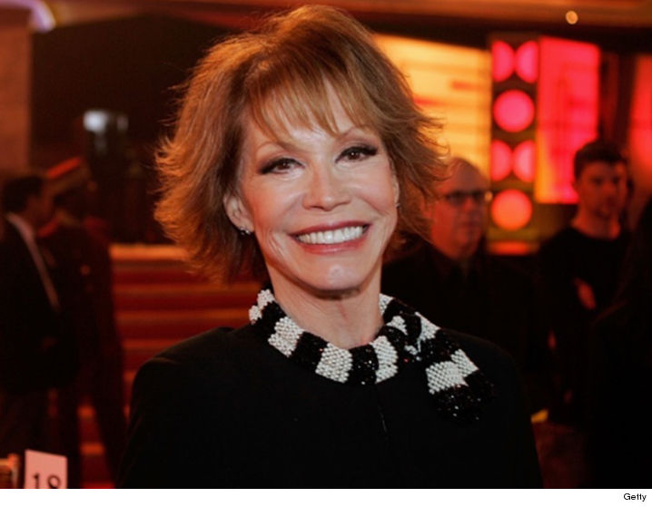 Mary Tyler Moore's SAG Lifetime Achievement Award Speech