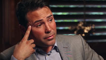 Oscar De La Hoya On His Alcoholism -- 'This Is a Monster' (VIDEO)