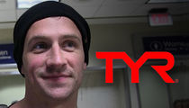 Ryan Lochte Signs Swimming Endorsement Deal With TYR