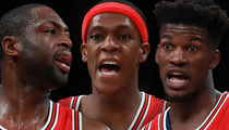 Rajon Rondo Responds To Butler, Wade: 'I'm Not a Bad Teammate'
