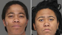 Malcolm X's Daughter, Granddaughter Arrested for Animal Cruelty (MUG SHOTS)