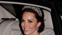 Kate Middleton -- Princess Diana Copycat (PHOTO)