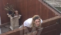 Disturbing Video of Mischa Barton Rambling & Incoherent Pre-Hospitalization (VIDEO)