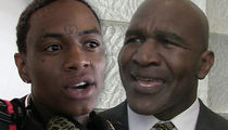 Soulja Boy Says Evander Holyfield's In His Corner, Floyd Mayweather's Out