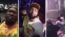 Odell Beckham JETS BACK TO MIAMI ... 4 Weeks After Boat Party (VIDEO)
