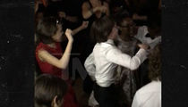 'Stranger Things' Kids Get Loose After SAG Win (VIDEO)