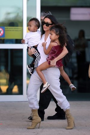 Kim, Kourtney and Kylie's Cute Carry-Ons